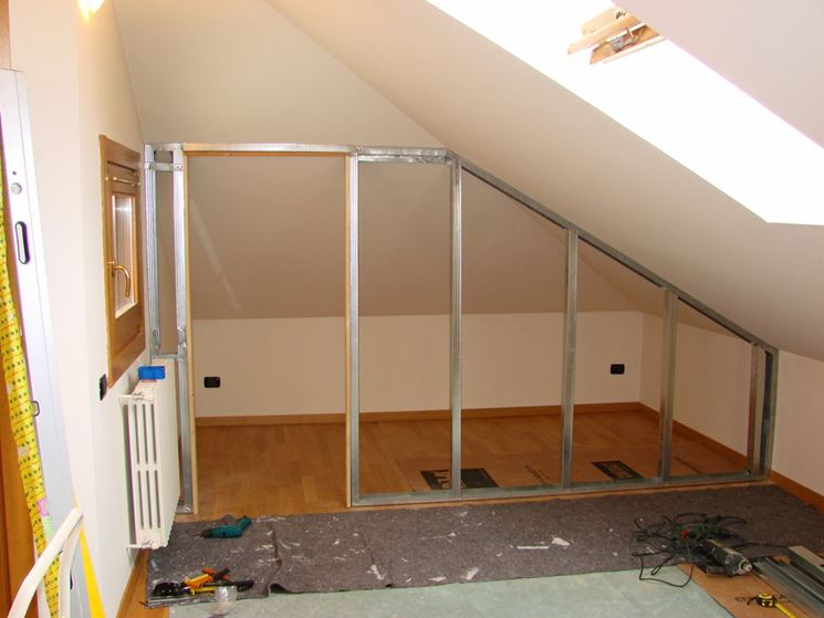 Lavori di ristrutturazione di un appartamento