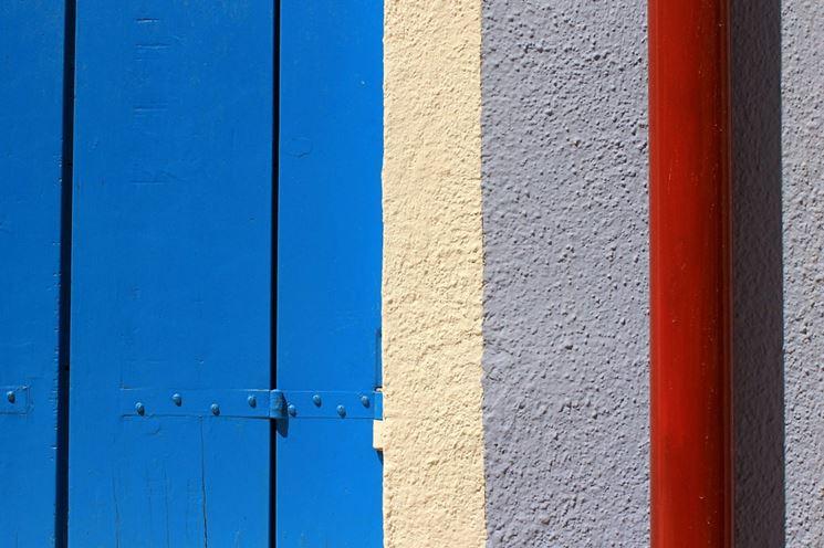 Ristrutturazione della facciata, vernici e colori da utilizzare