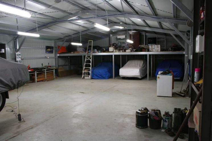 Soppalco garage ristrutturazione casa realizzazione for 2 piani di garage per auto con soppalco