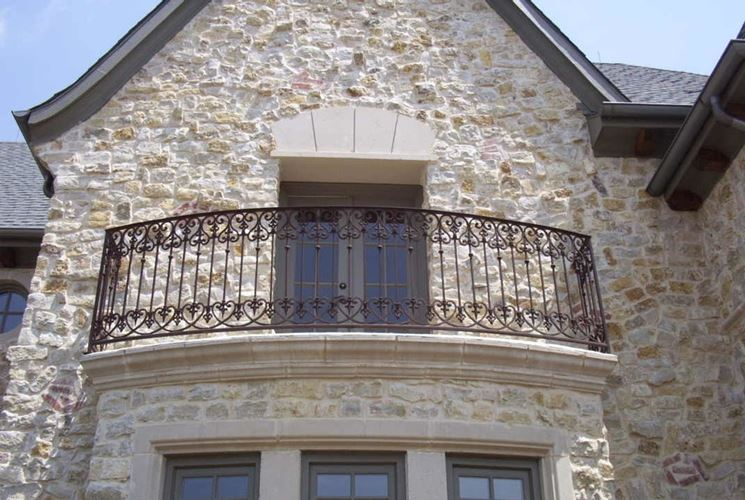 Ringhiera da balcone