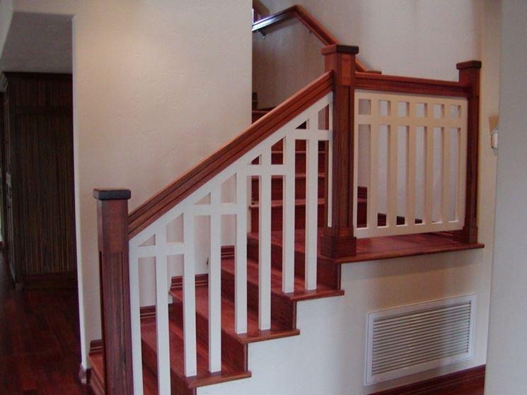 Ringhiere per interni scale per casa tipologie ringhiera - Ringhiere per interni ...