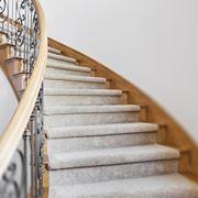 Corrimano standard in legno per scala interna