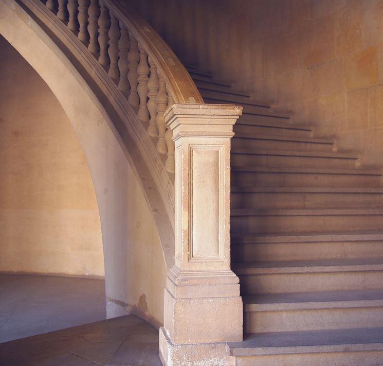 Scale in muratura scale per casa tipologia scala - Tipologia di scale ...