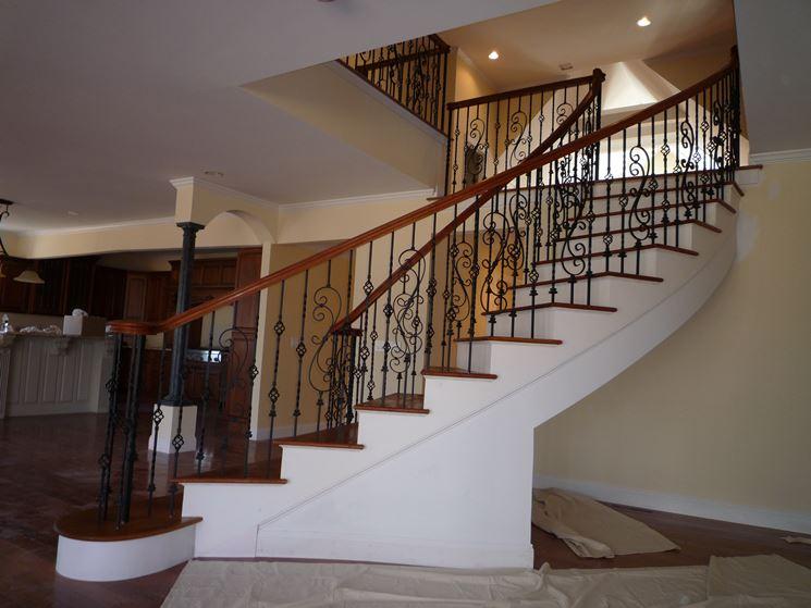 Arredare scale interne arredare la camera da letto cose - Scale di casa ...