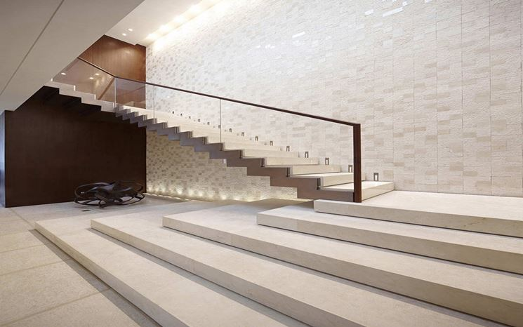 Popolare Scale per interni - Scale per casa - Scala casa QM57