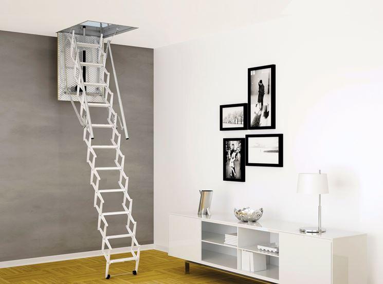 Scale retrattili scale per casa scale retrattili vantaggi - Scale per casa ...