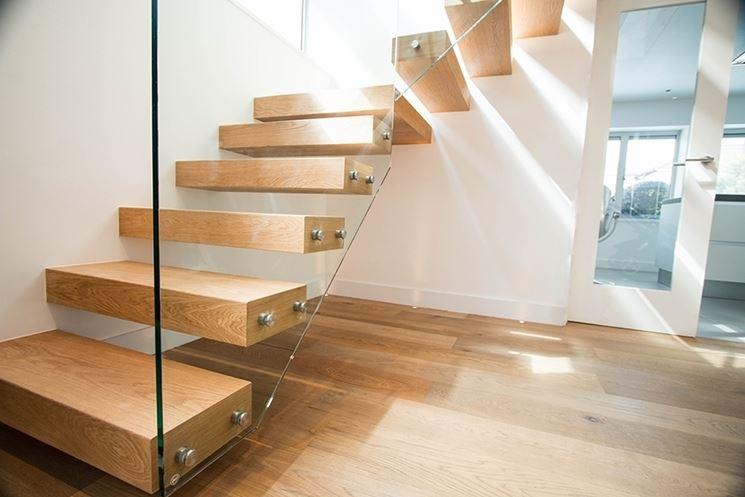 Scalini in legno scale per casa tipi di scalini in legno - Scale rivestite in legno per interni ...