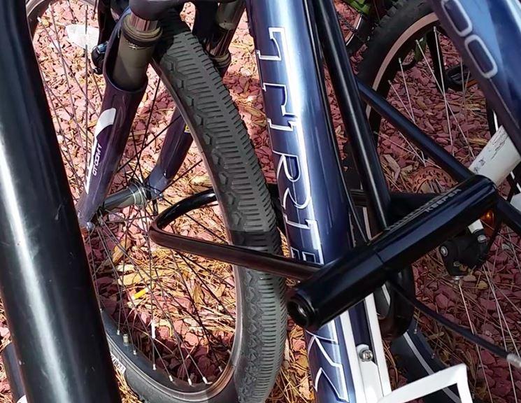 Antifurto bici