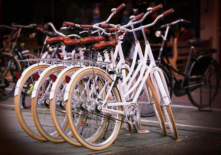 Biciclette nuove