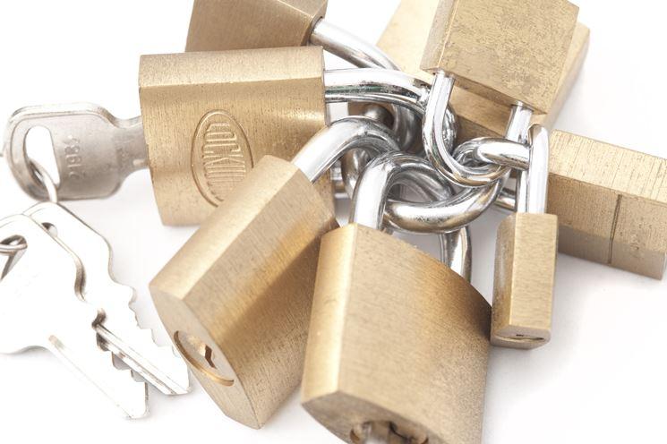 lucchetti chiave