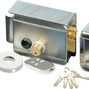 Un modello di serratura elettrica