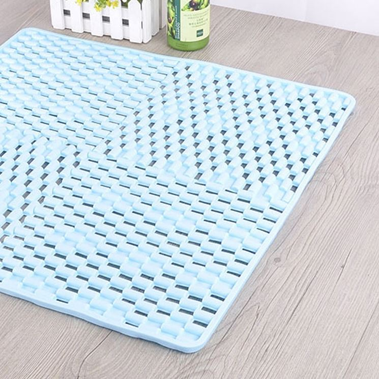 tappeto doccia antiscivolo con formine