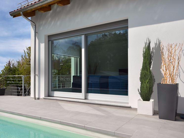 Finestre alluminio legno finestre vantaggi delle - Costo di una porta finestra ...