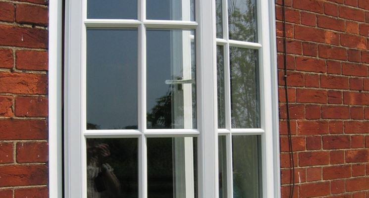 Finestre in alluminio anodizzato finestre finestre for Finestre anodizzate