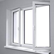 Esempio di finestra in PVC