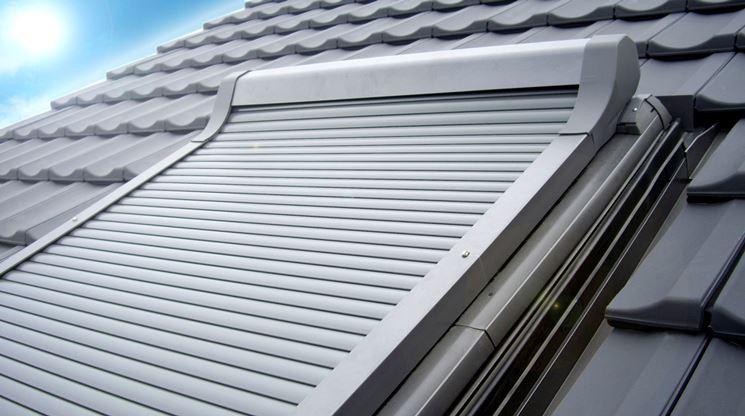 Finestre per tetti persiana