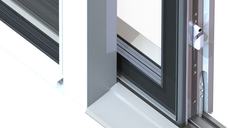 Guarnizioni per le finestre finestre grado di isolamento delle guarnizioni per finestre - Guarnizioni finestre alluminio ...