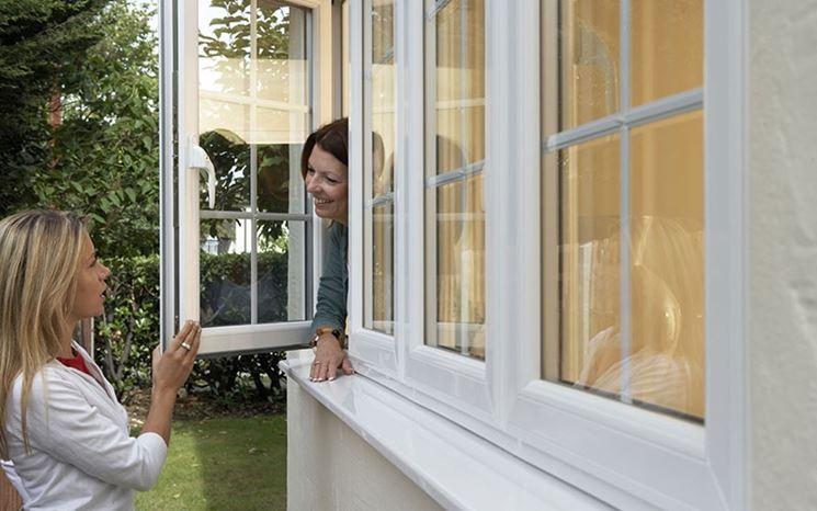 Infissi in pvc finestre serramenti pvc for Infissi fai da te