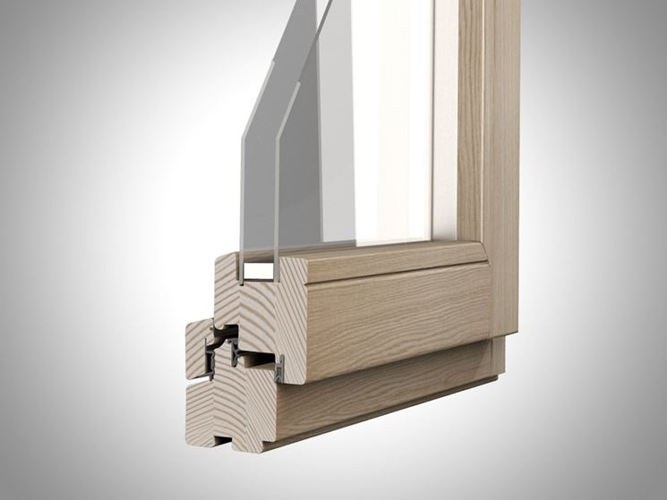 Serramenti in legno finestre scegliere i serramenti in legno - Finestre in legno fai da te ...