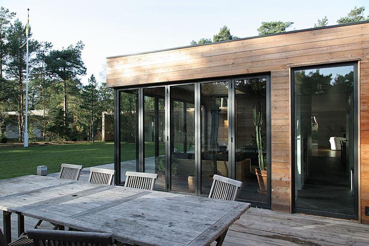 veranda moderna