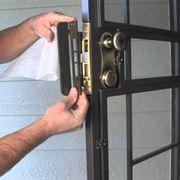 Montaggio serratura di sicurezza