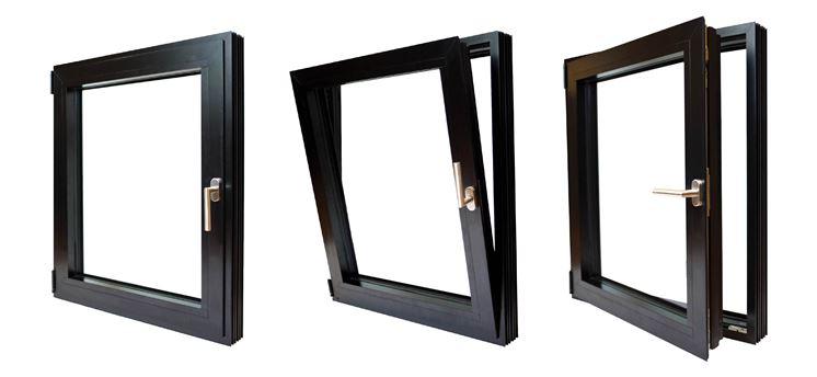 Infissi in alluminio infissi finestre materiali - Infissi esterni in alluminio ...