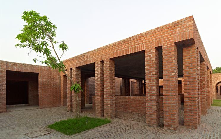 costruzione in muratura