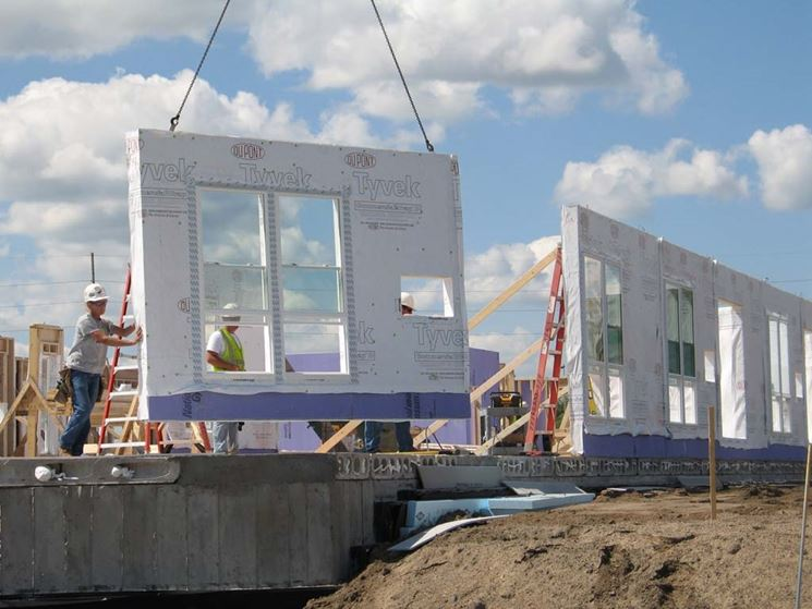 Prefabbricazione edilizia