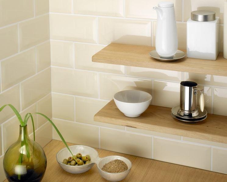 Piastrelle cucina moderna - Le piastrelle - Scegliere rivestimenti per cucina moderna