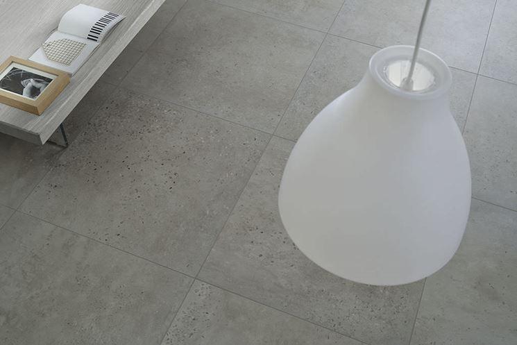 Piastrelle cemento interni