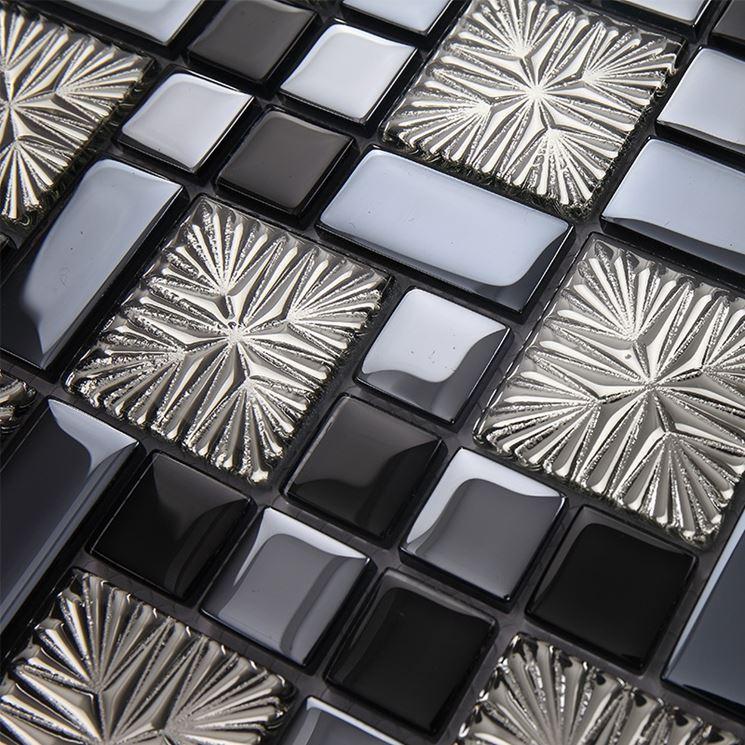 Esempio di piastrelle di resina