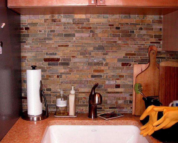 Piastrelle per cucina - Le piastrelle - Rivestimento cucina