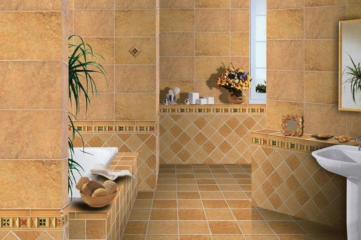 Tipologie di piastrelle le piastrelle variet di - Posa mattonelle bagno ...