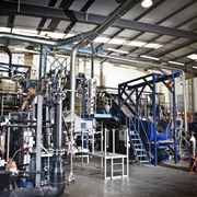 Stabilimento per la produzione di calce