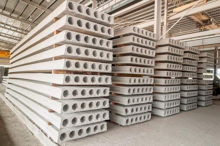strutture cemento armato precompresso