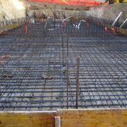 Fondamenta in cemento armato