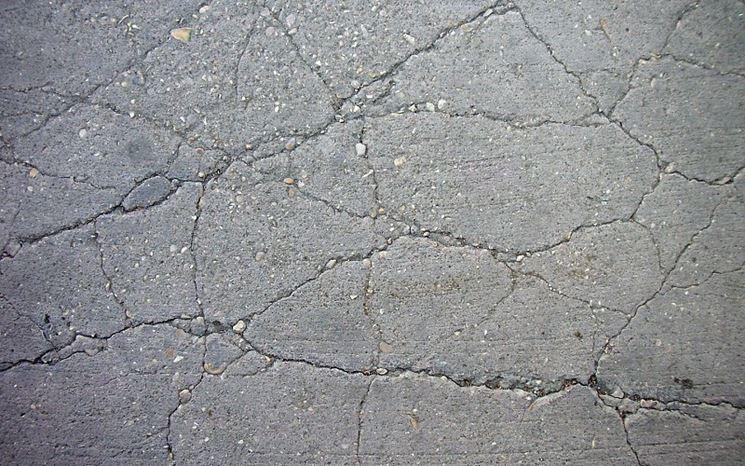 Degrado del cemento