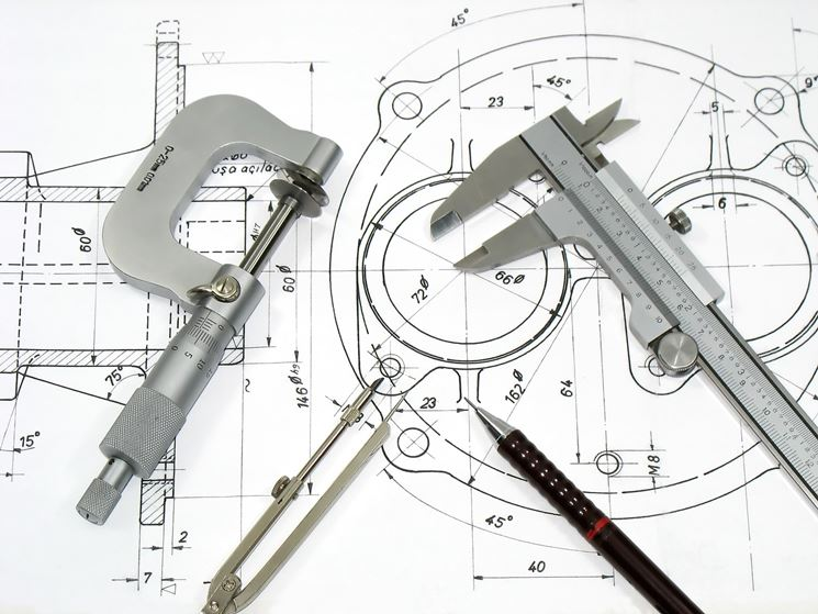 Esempio di disegno tecnico