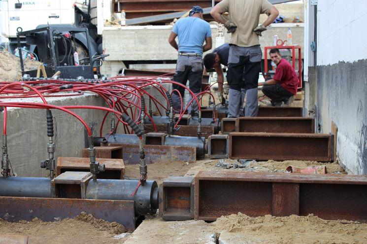 Consolidamento idraulico