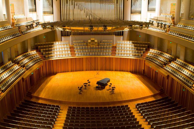 Teatro acustica