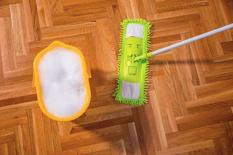 Detergente parquet