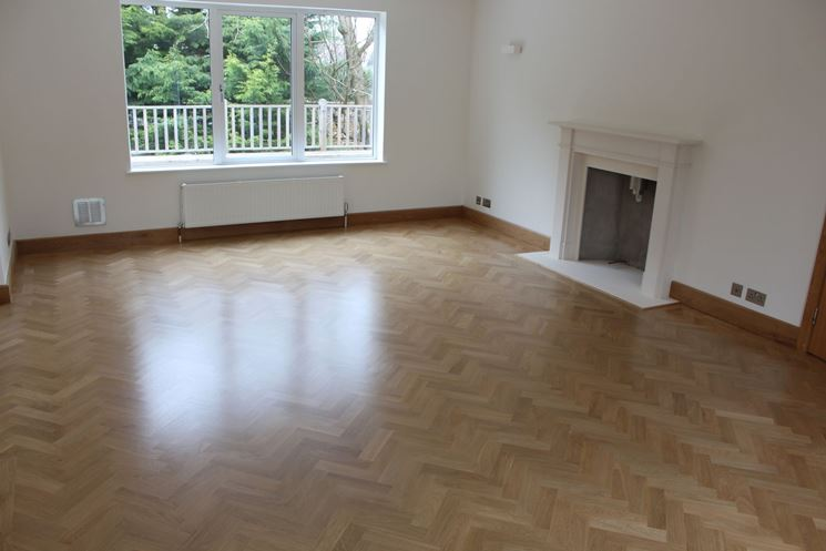Parquet in massello