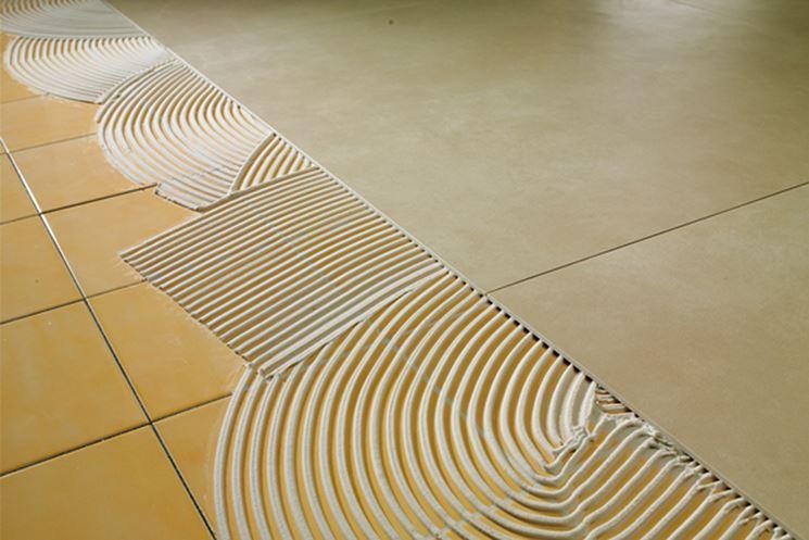 Pavimento gres porcellanato