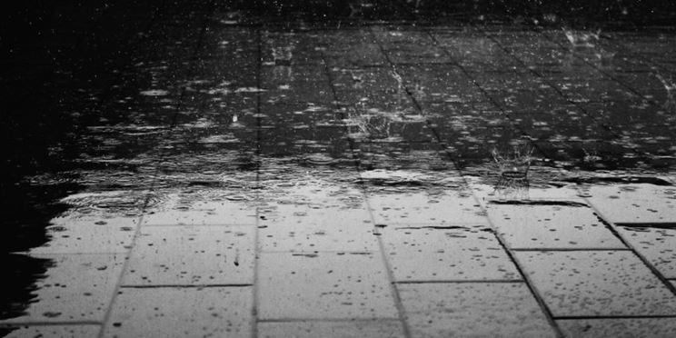 Pavimentazione drenante contro le piogge
