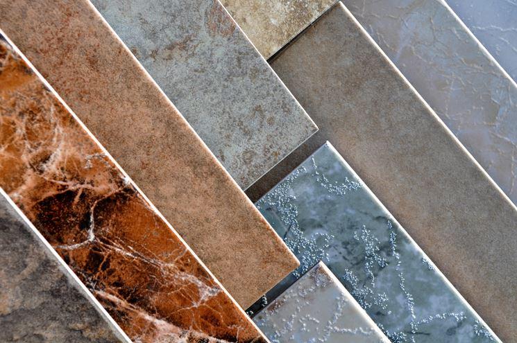 collezione di pavimenti in ceramica