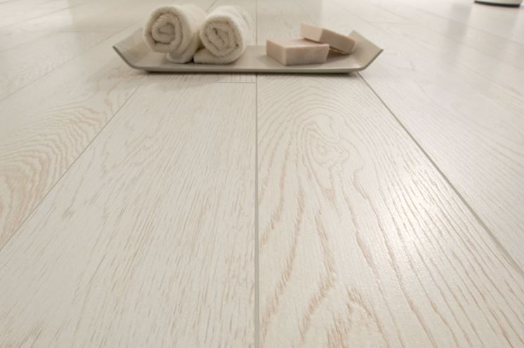 Pavimenti in finto legno pavimentazione rivestimenti - Colore fughe piastrelle ...