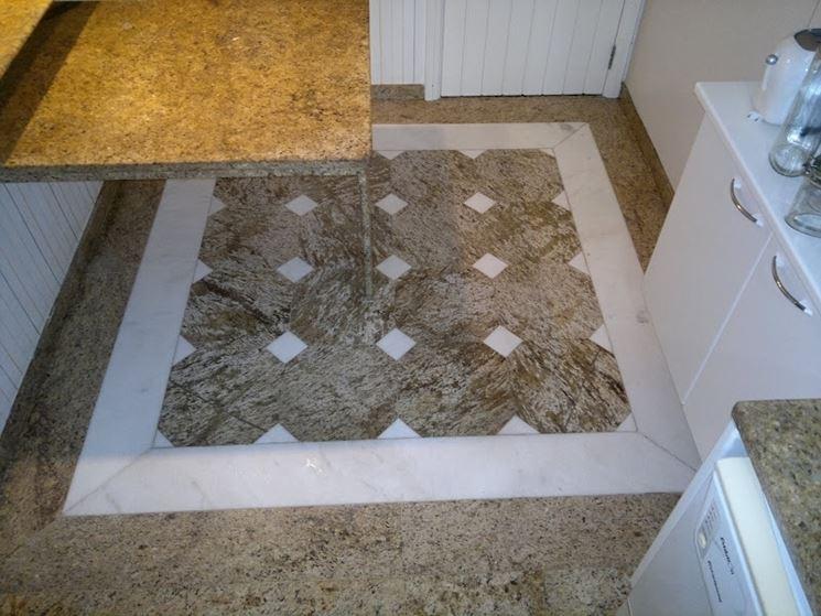 Pavimenti in granito pavimentazione materiale pavimento for Pavimenti in resina fai da te