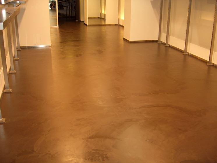 i pavimenti in resina pavimento da esterno