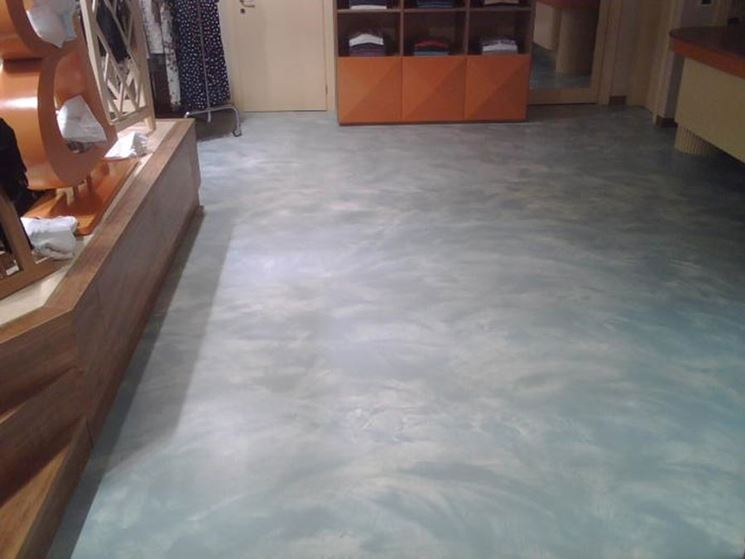 I pavimenti in resina pavimento da esterno for Pavimento in resina 3d