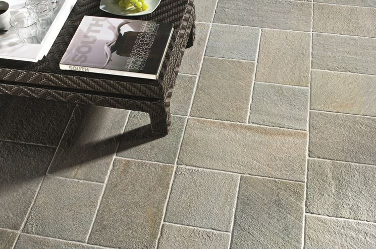 Pavimenti da esterno pavimento da esterno - Gres porcellanato da esterno ...